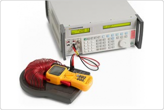 5502A Multi-Product Calibrator with clamp and current coil