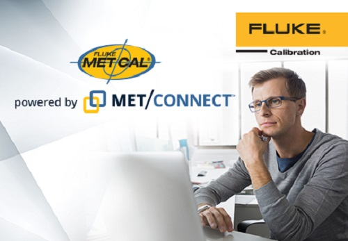 MET/CAL powered by MET/CONNECT Calibration Integration Software